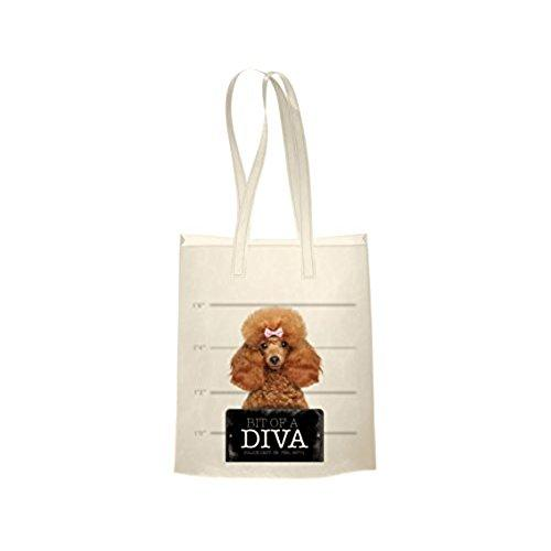 Creative Tops Paper Rose Cotton Diva Dog Bag