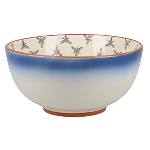 Creative Tops Drift Ombre Blue Cereal Bowl