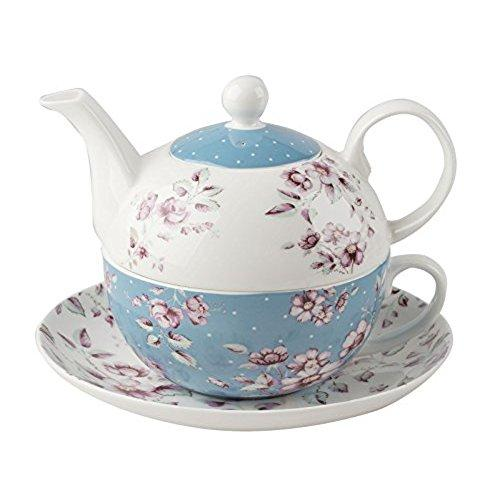 Katie Alice Ditsy Floral Teapot for One
