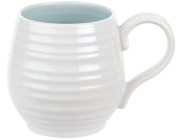 Portmeirion Sophie Conran Colour Pop Honey Pot Mug Celadon