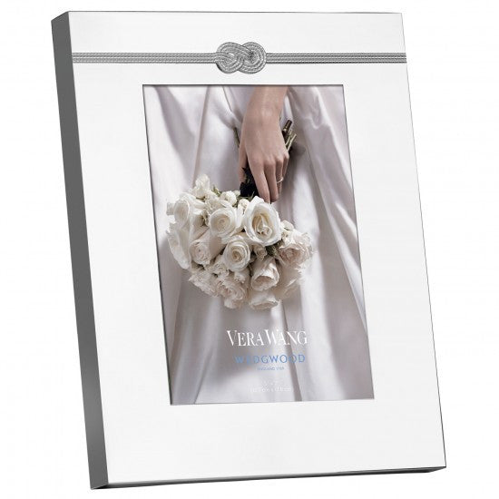 Wedgwood Vera Wang Giftware Infinity Photo Frame 5x7in