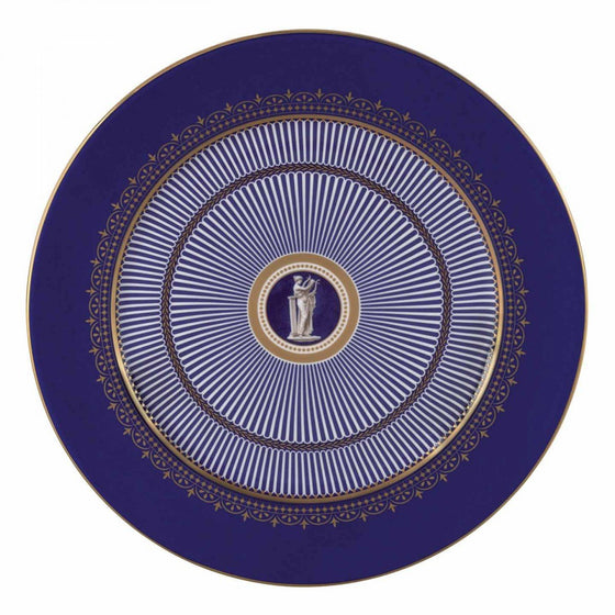 Wedgwood Anthemion Blue Charger Plate 30cm