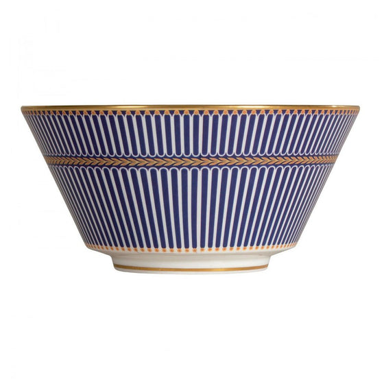 Wedgwood Anthemion Blue Cereal Bowl 15cm