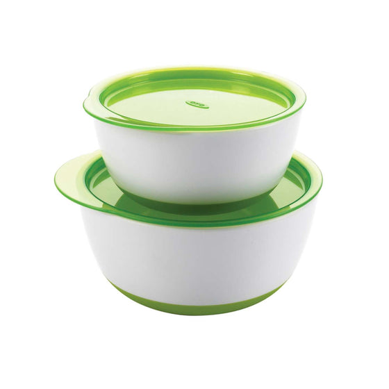 OXO Green Bowl Set