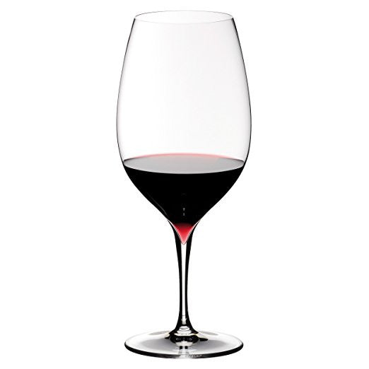 Grape @ Riedel Syrah and Shiraz Glass (Pair)