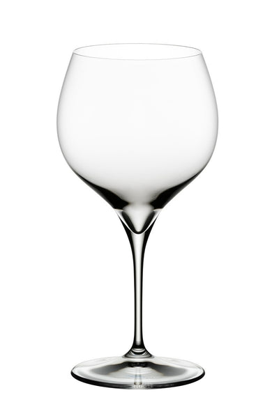 Grape @ Riedel Chardonnay Glass (Pair)