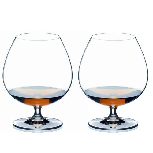 Riedel Bar Vinum Brandy Glass (Pair)