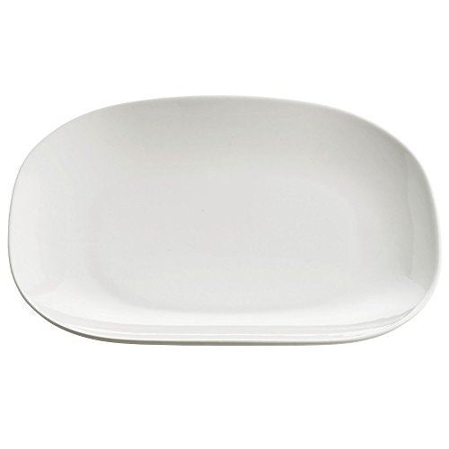 Maxwell and Williams Bisou Salad Plate 22cm by 19cm