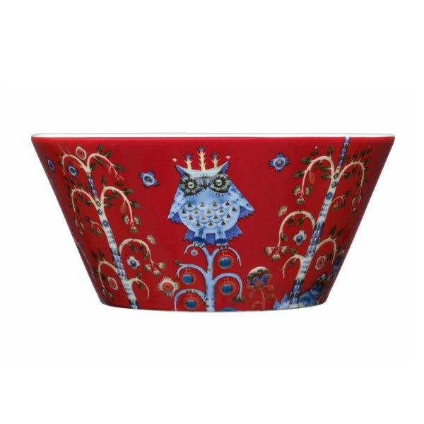 Iittala Taika Red Cereal Bowl 0.60L