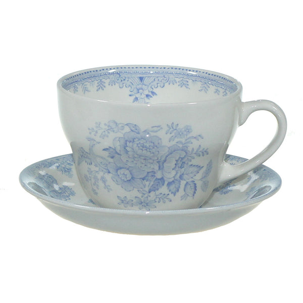 Burleigh Blue Asiatic Pheasant Breakfast Cup (Breakfast Cup only)
