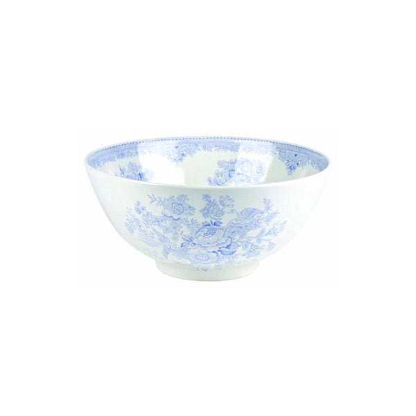 Burleigh Blue Asiatic Pheasant Chinese Bowl 16cm