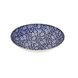 Burleigh Blue Calico Pasta Bowl 0.56L