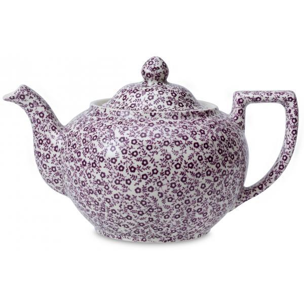 Burleigh Mulberry Felicity Teapot Large 800ml