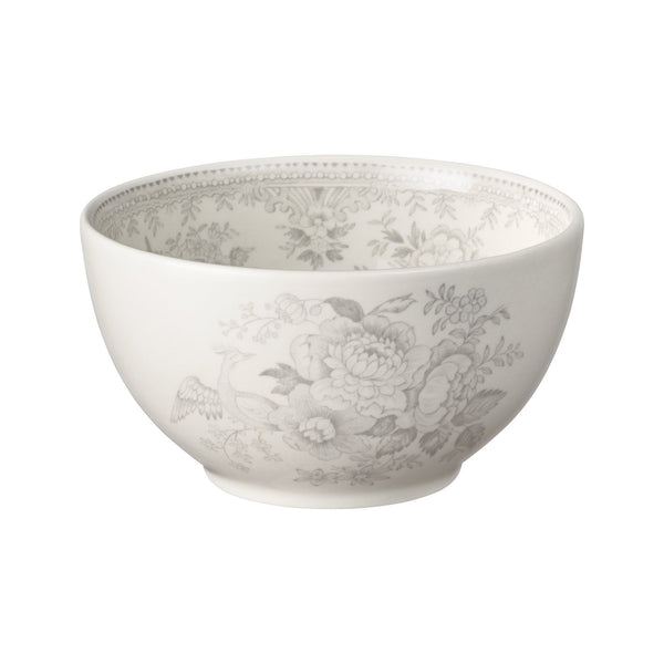 Burleigh Dove Grey Asiatic Pheasants Mini Footed Bowl