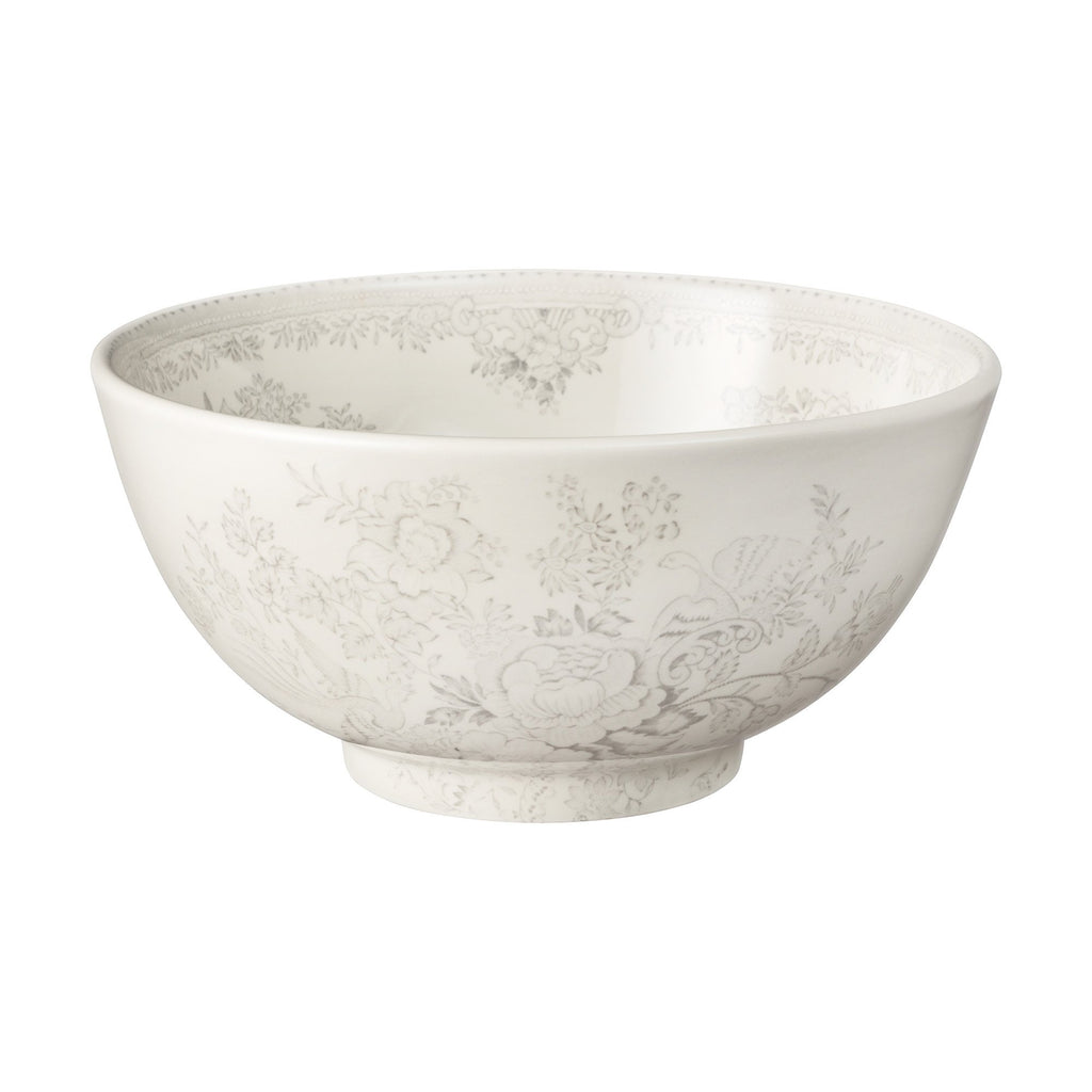 Burleigh Dove Grey Asiatic Pheasants Small Footed Bowl