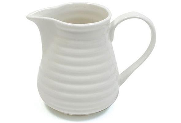 Maxwell and Williams White Basics Honeycomb Jug 100ml