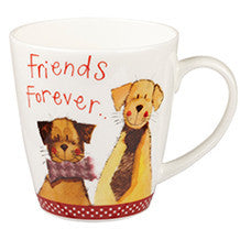 Alex Clark Sparkle Friends Forever Mug 0.36L