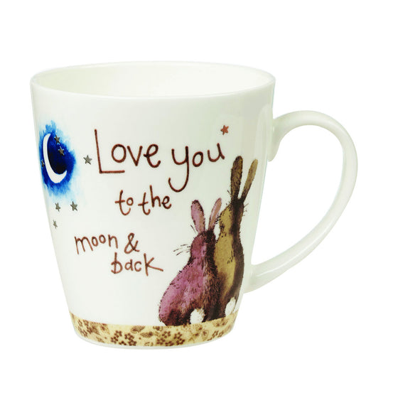 Alex Clark Sparkle To the Moon and Back Mug 0.36L