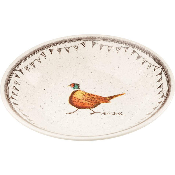 Alex Clark Wildlife Mint Cereal Bowl 20cm