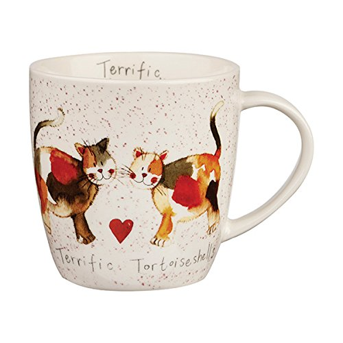 Alex Clark Terrific Tortoiseshell Mug 0.40L
