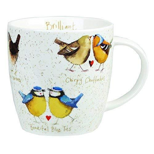 Alex Clark Brilliant Birds Mug 0.40L