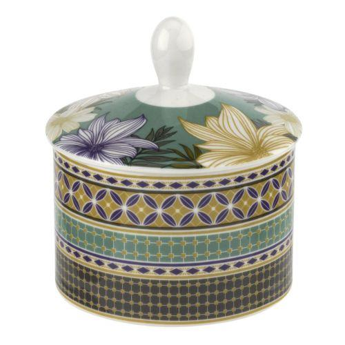 Portmeirion Atrium Covered Sugar Pot 0.28L