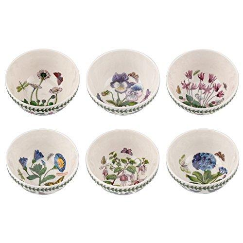 Portmeirion Botanic Garden Stacking Bowl 14cm (Assorted Design)