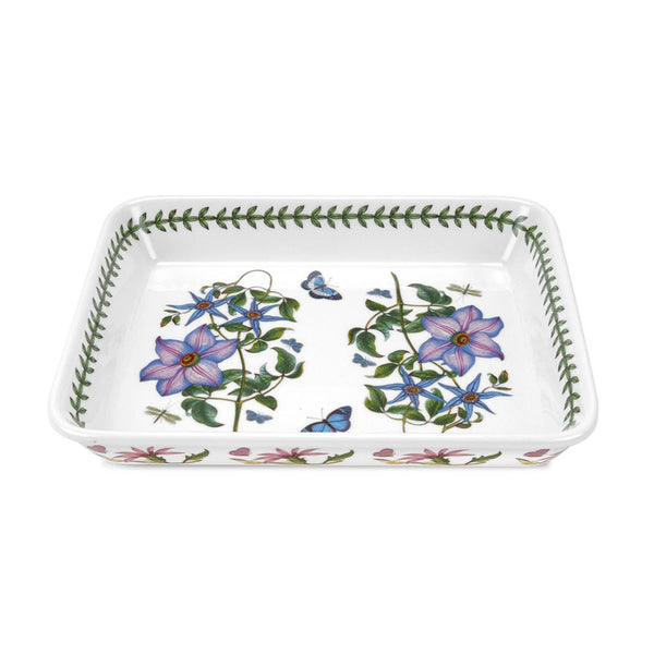 Portmeirion Botanic Garden Medium Lasagne Dish 30cm by 25cm