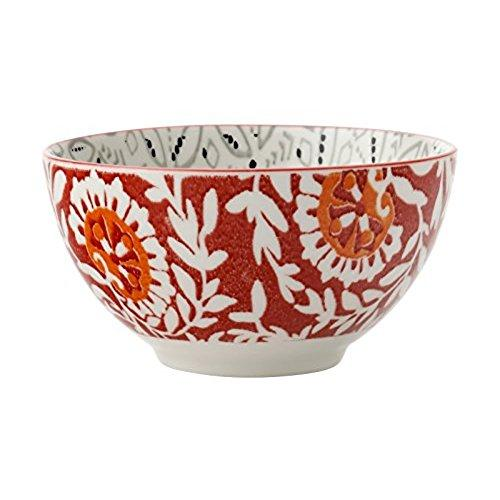 Maxwell and Williams Boho Grey Batik Dip Bowl 10cm