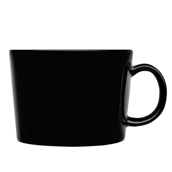 Iittala Teema Black Breakfast Mug 0.40L