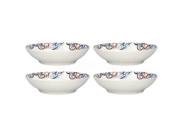 Creative Tops Victoria and Albert Rococo Silk Pasta Bowls (Set of 4)