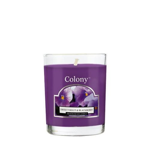 Wax Lyrical Sweet Violet & Blackberry Votive