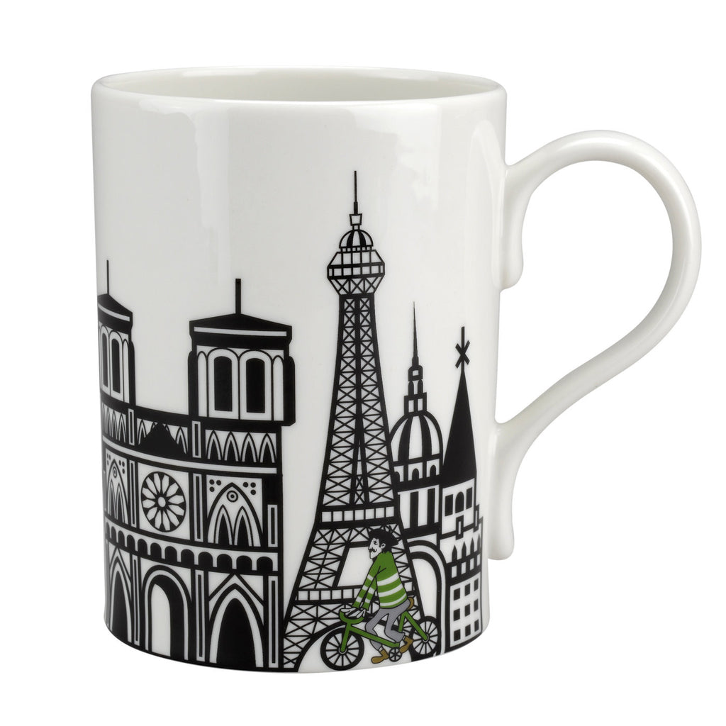Portmeirion Cityscapes Paris Mug 0.43L