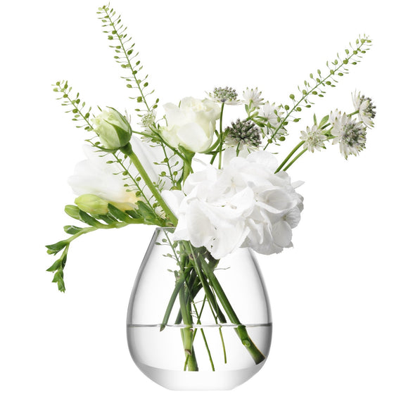 LSA Flower Mini Table Vase 9.5cm