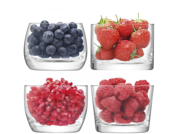 LSA Lulu Assorted Bowl (Set of 4)