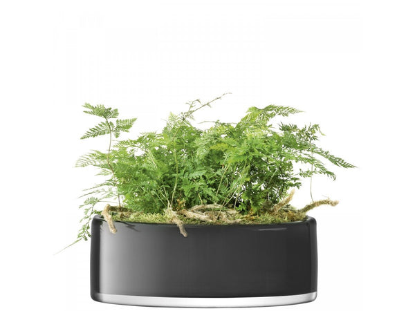 LSA Stems Slate Bowl/Planter 30cm