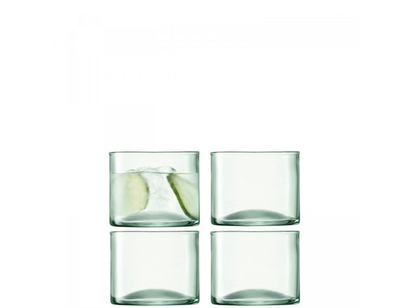 LSA Canopy Clear Low Tumbler 270ml (Set of 4)