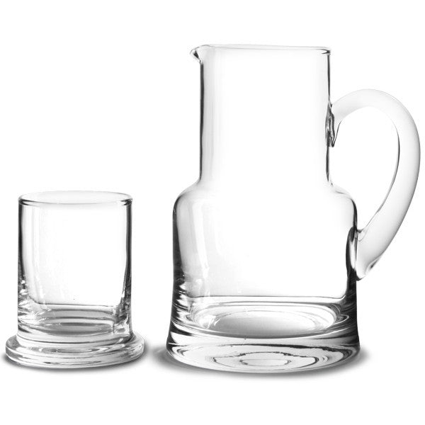 LSA Bar Clear Carafe & Tumbler