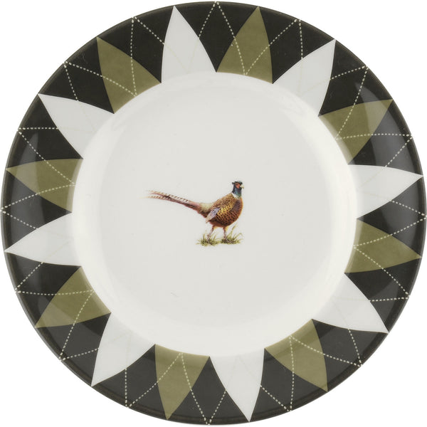Spode Glen Lodge Pheasant Tea Plate 15cm