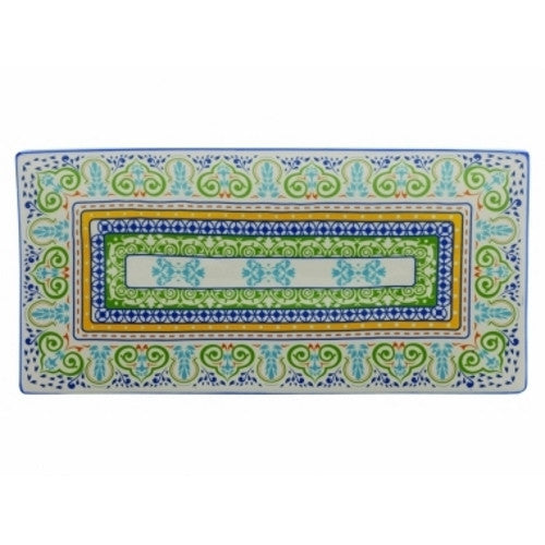 Maxwell and Williams Persia Rectangular Platter 38cm by 18cm