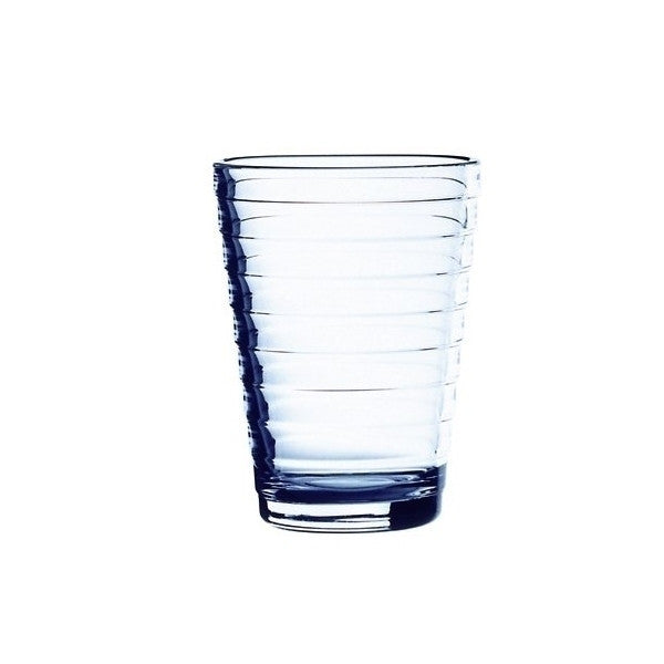 Iittala Aino Aalto Clear Large Glass Tumbler Pair 33cl