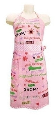 Lolita Girlfriends Rules Apron