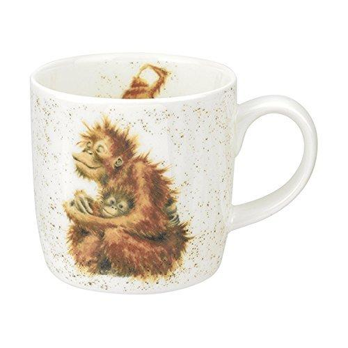 Royal Worcester Orangutangle Mug 0.31L
