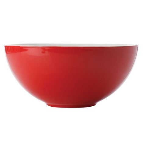 Maxwell and Williams Colour Basics Red Serving Bowl 27cm