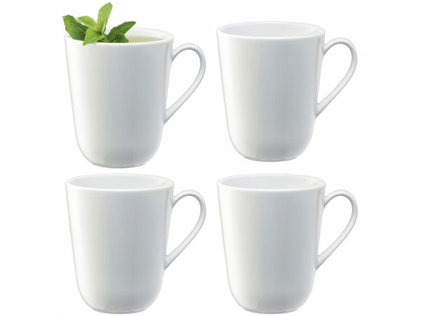 LSA Dine Curved Mug 0.38L (Set of 4)