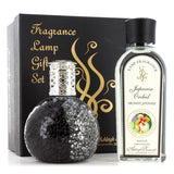Ashleigh and Burwood Small Little Devil with Japanese Orchid Fragrance Lamp Gift Set