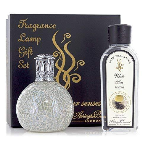 Ashleigh and Burwood Heritage Collection The Pearl and Fresh Linen Small Gift Set with Fragrance 0.25L