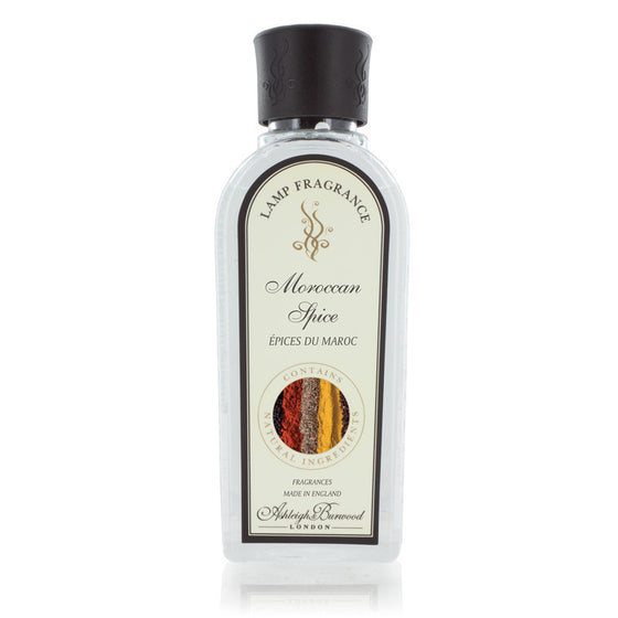 Ashleigh and Burwood Moroccan Spice Lamp Fragrance 0.50L