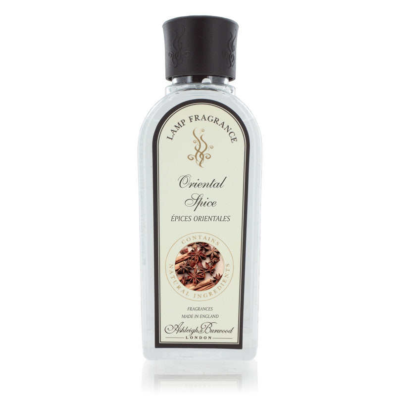 Ashleigh and Burwood Oriental Spice Lamp Fragrance 0.25L