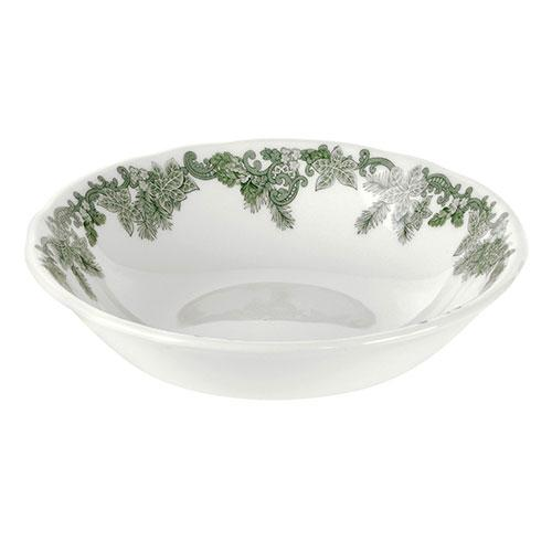 Spode Ruskin House Wreath Cereal Bowl 18cm